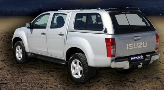 Ford Bakkie Canopies